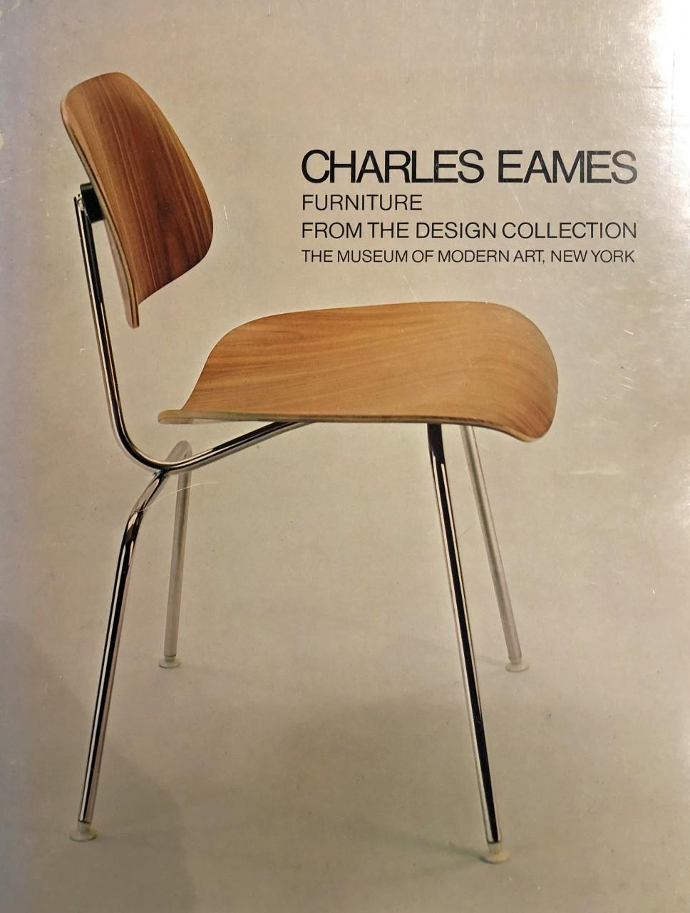 Eames Stoel Houten Poten.Potato Chip Chair Eames Lcm Stoel 1945 1946 Dehoutjournalist