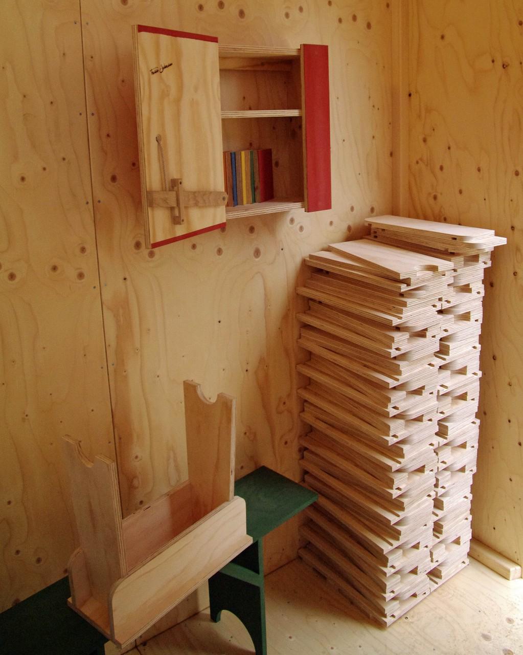 Geliefde Join the Family Zevenklapper in houten zelf-maak-meubels #QW31